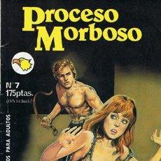 Cómics: COMIC PROCESO MORBOSO Nº 7 RELATOS GRÁFICOS PARA ADULTOS. Lote 43113535