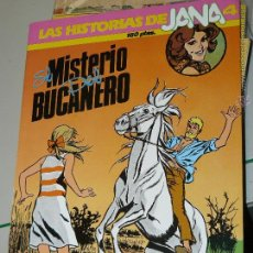 Cómics: TEBEOS-COMICS CANDY - HISTORIAS DE JANA - 1984 - SARPE - ALBUM Nº 4 *AA99. Lote 43114212