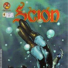Cómics: SCION Nº 5 - CJ111. Lote 43226084