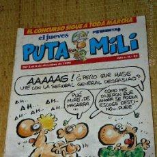 Cómics: TEBEOS-COMICS CANDY - EL JUEVES - Nº 23 - EDICIONES .JUEVES - 1992 *AA99. Lote 43282193