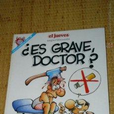 Cómics: TEBEOS-COMICS CANDY - EL JUEVES - Nº 97 - SEGURIDA SOSIA - ES GRAVE DOCTOR - 1993 - 1ª EDICION *DD99. Lote 43282242