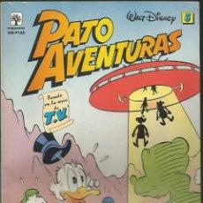 Cómics - PATO AVENTURAS - Nº 5 - EDIT. PRIMAVERA 1991 - WALT DISNEY - 43366905