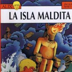 Cómics: LA ISLA MALDITA - LAS AVENTURAS DE ALIX - Nº 3 - J MARTIN - 1ª EDICION 2010 Nº 0803/1000 - NETCOM2 . Lote 43488552