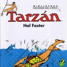 Cómics: TARZAN - Nº 1 - HAL FOSTER - PLANETA DEAGOSTINI - 2007 - GRANDES DEL COMIC. Lote 43488603