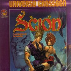 Cómics: SCION COMPLETA 4 NÚMEROS - UNIVERSO CROSSGEN - CJ51. Lote 43517721