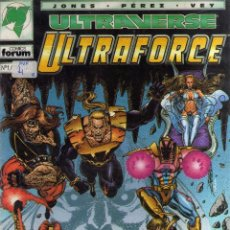 Cómics: ULTRAVERSE - ULTRAFORCE Nº 1 - CJ55. Lote 43564049