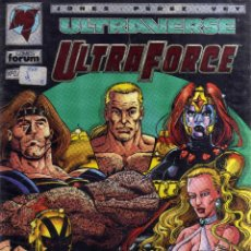 Cómics: ULTRAVERSE - ULTRAFORCE Nº 0 - CJ55. Lote 43564059