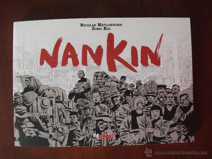NANKIN EDICIONES KRAKEN (Tebeos y Comics - Comics otras Editoriales Actuales)