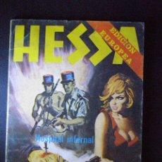 Cómics: HESSA - PUBLICACIÓN PARA ADULTOS - HOSPITAL INFERNAL - 128 PÁGINAS -. Lote 43598321