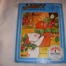 Cómics: JACKY EL BOSQUE DE TALLAC, EL CIRC, EDITORIAL FHER. Lote 43609976