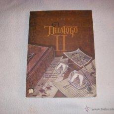 Cómics: LA FATIWA, EL DECÁLOGO II, COLECCIÓN BD. Lote 43610101