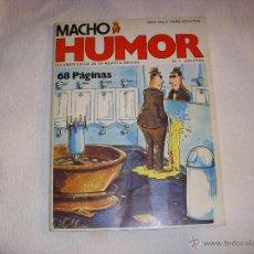 Cómics: MACHO HUMOR Nº 1, VOLUMEN EXTRA DE LA REVISTA MACHO. Lote 43610412