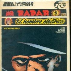 Cómics: MR. RADAR - CLUB AMIGOS DE LA HISTORIETA. Lote 43623551