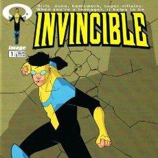 Cómics: INVENCIBLE Nº 1 (ALETA). Lote 43652856