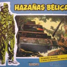 Cómics: HAZAÑAS BÉLICAS / BOIXCAR / TOMO 3. Lote 43677732
