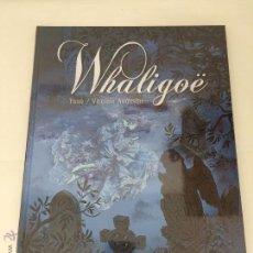 Cómics: WHALIGOE - YERMO EDICIONES. Lote 43709600