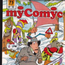 Cómics: COMIC MYCOMYC NUMERO 16 .. Lote 43763260