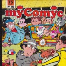 Cómics: COMIC MYCOMYC NUMERO 10.. Lote 43763359