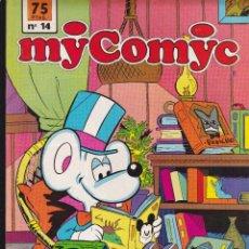 Cómics: COMIC MYCOMYC NUMERO 14.. Lote 43763386