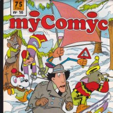 Cómics: COMIC MYCOMYC NUMERO 16.. Lote 43763398