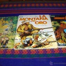 Cómics: TRINCA 2 15 24 MANOS KELLY I II III DONCEL 1970 MONTAÑA TUMBA DE ORO GUERRA CAYUSO RAMBLA COLOR 2.. Lote 43800517