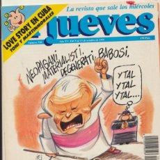 Cómics: EL JUEVES. LOTE DE 4 EJEMPLARES: 743,747,750 Y 853.. Lote 43814761