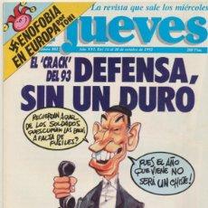 Cómics: EL JUEVES: LOTE DE 14 EJEMPLARES:803,804,809,812,814,815,816,828,909,1159.... Lote 43814954