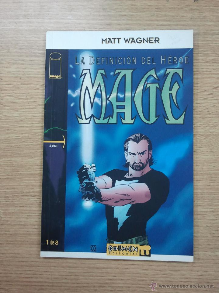 MAGE LA DEFINICION DEL HEROE #1 (DOLMEN) (Tebeos y Comics - Comics otras Editoriales Actuales)