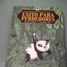 Cómics: ÉXITO PARA PERDEDORES - DAVID CANTOLLA / JUAN DIAZ-FAES.. Lote 44039612
