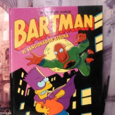 Cómics: BARTMAN -EL SANCIONADOR ACECHA- GRANDES DEL HUMOR Nº 15. Lote 44076243