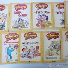 Cómics: CLÁSICOS EL JUEVES. COLECCIÓN CASI COMPLETA (FALTAN 2). Lote 44078757