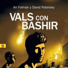 Cómics: CÓMICS. VALS CON BASHIR - ARI FOLMAN / DAVID POLONSKY. Lote 44097473