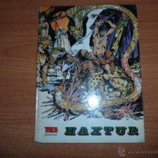 Cómics: COLECCION TRINCA Nº 5. HAXTUR. VICTOR DE LA FUENTE. EDITORIAL DONCEL 1970. Lote 44241375