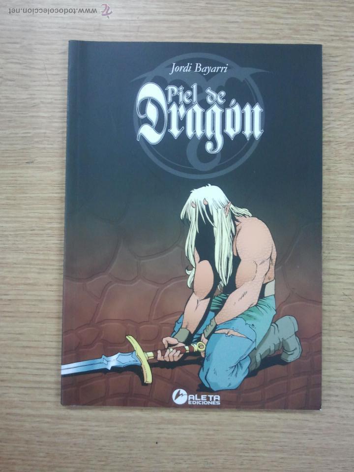 PIEL DE DRAGON (JORDI BAYARRI - ALETA) (Tebeos y Comics - Comics otras Editoriales Actuales)