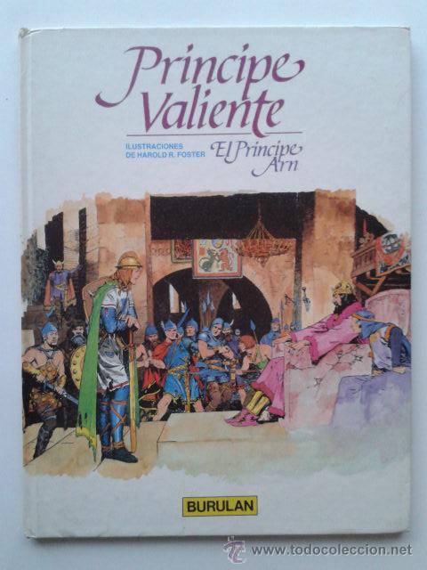 PRINCIPE VALIENTE Nº 2 - PRINCIPE ARN - EDICIONES BURULAN - 1983 (Tebeos y Comics - Buru-Lan - Principe Valiente)
