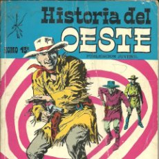 Cómics: HISTORIA DEL OESTE NUMERO 13 EDITORIAL EUREDIT. Lote 44334589