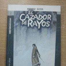 Cómics: CAZADOR DE RAYOS #2 (DOLMEN). Lote 44448362