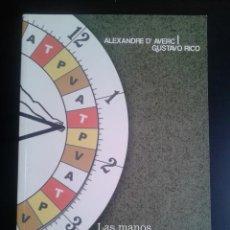 Cómics: LAS MANOS DE SOPHIE WALDER - GUSTAVO RICO Y ALEXANDRE D' AVERC. EDICIONS DEPONENT. OFERTA. Lote 33657817