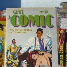Cómics: TEBEOS-COMICS GOYO - GENTE DE COMIC - COMPLETA - DIARIO 16 - DIFICIL *BB99. Lote 44622572