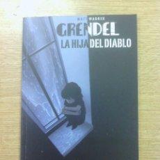 Cómics: GRENDEL LA HIJA DEL DIABLO (ASTIBERRI). Lote 44660743