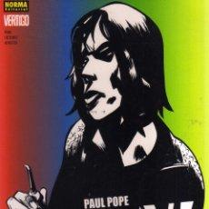 Cómics: HEAVY LIQUID - PAUL POPE - CJ135. Lote 44715691