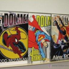 Fumetti: MONOGRAFICOS DOLMEN LOTE NUMEROS 2, 9 Y 12 OFERTA. Lote 192662812