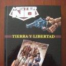 Cómics: MISTER NO TIERRA Y LIBERTAD ALETA EDICIONES. Lote 44737922