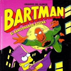 Cómics: LOS SIMPSON - BARTMAN - EL SANCONADOR ACECHA - ALBUM DE TAPA DURA. Lote 44744672