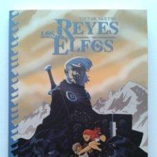 Cómics: LOS REYES ELFOS - LA ESPADA DE LOS INOCENTES - VICTOR SANTOS - DUDE COMICS - 2003. Lote 44748869