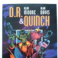 Cómics: DR & QUINCH - ALAN MOORE Y ALAN DAVIS - DUDE COMICS - 2001 - NUEVO. Lote 44749029