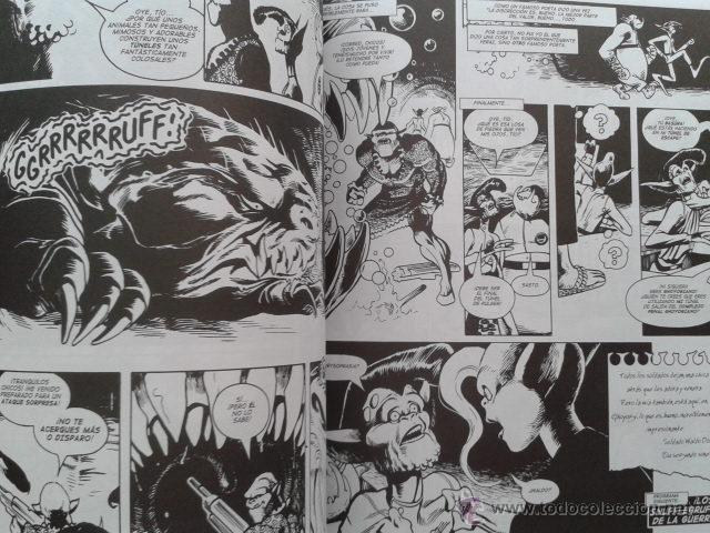 Cómics: DR & QUINCH - ALAN MOORE Y ALAN DAVIS - DUDE COMICS - 2001 - NUEVO - Foto 2 - 44749029
