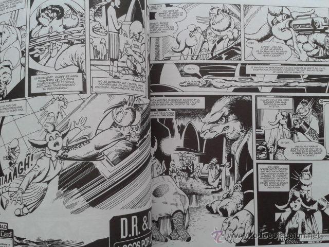 Cómics: DR & QUINCH - ALAN MOORE Y ALAN DAVIS - DUDE COMICS - 2001 - NUEVO - Foto 3 - 44749029