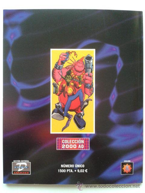 Cómics: DR & QUINCH - ALAN MOORE Y ALAN DAVIS - DUDE COMICS - 2001 - NUEVO - Foto 4 - 44749029