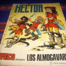 Cómics: COLECCIÓN TRINCA Nº 13 HECTOR Y LOS ALMOGAVARES. EDITORIAL TRINCA 1970. TAPA DURA. DIFÍCIL!!!!!. Lote 44820155